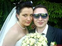 Александр Пронин с женой
