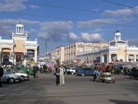 Житомир. Житний Рынок