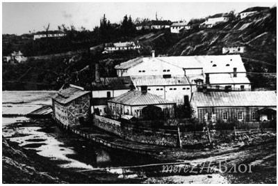 Пивоваренный завод Махачека и Янса. Житомир.