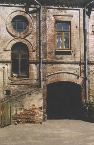 Старый город. Мой Бобруйск…