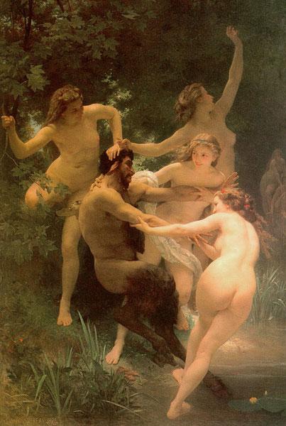Голые картинки древних девушек