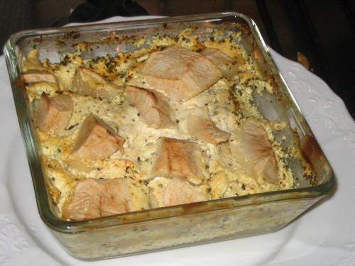 Курица в сметане с чесноком рецепт | Записная книжка