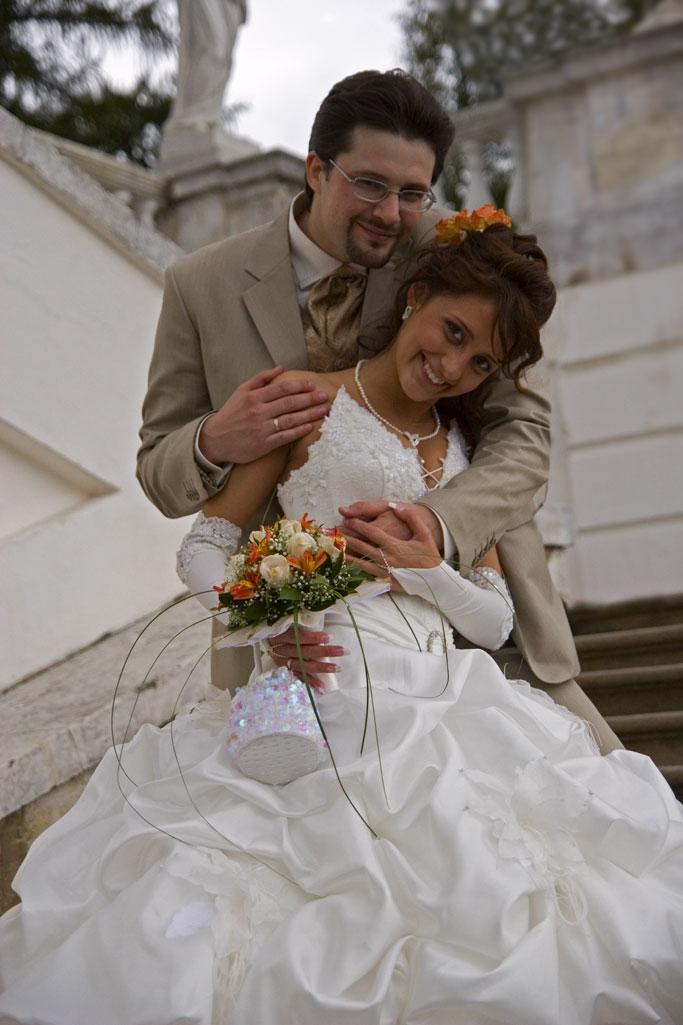 Уголочек свадебный переполох
