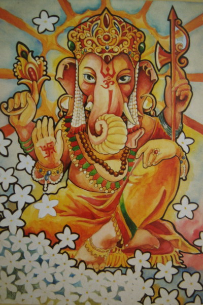 Download Various Gods Idols Tattoo Designs | Lord Ganesha Tattoo Designs