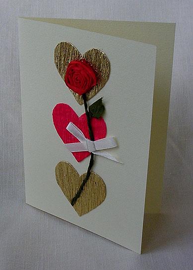 ...создавать особые открытки для.