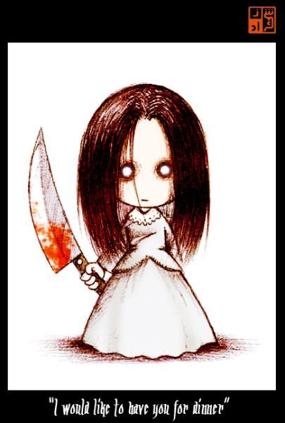 22 августа у дома №35 по Невскому проспекту случайные прохожие нашли ребенка … с огромным ножом и мобильным телефоном.