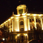 Житомир: В Житомире продолжают освещать улицы и дома. ФОТО