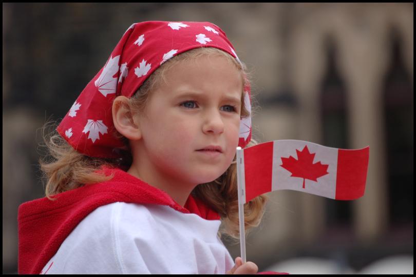 Canada day. Портреты. 2 by Magon
