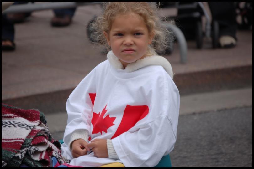 Canada day.Портреты.3 by Magon