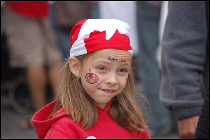 Canada day. Портреты.1 by Magon