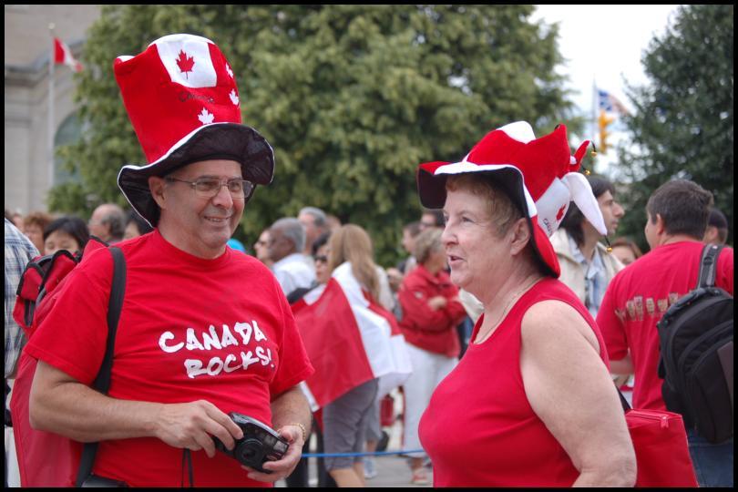 Canada day. Портреты. 5 by Magon