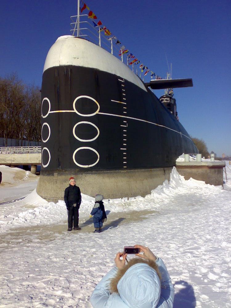 музей лодки в киле