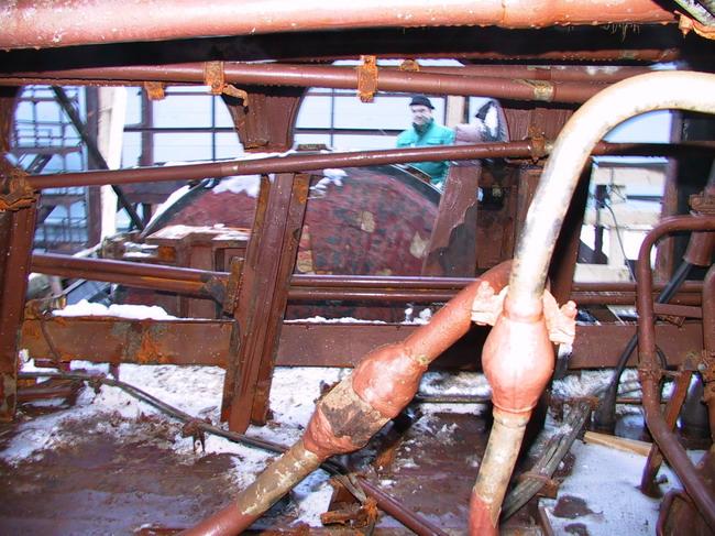 Fotos de varaduras y otros incidentes 08