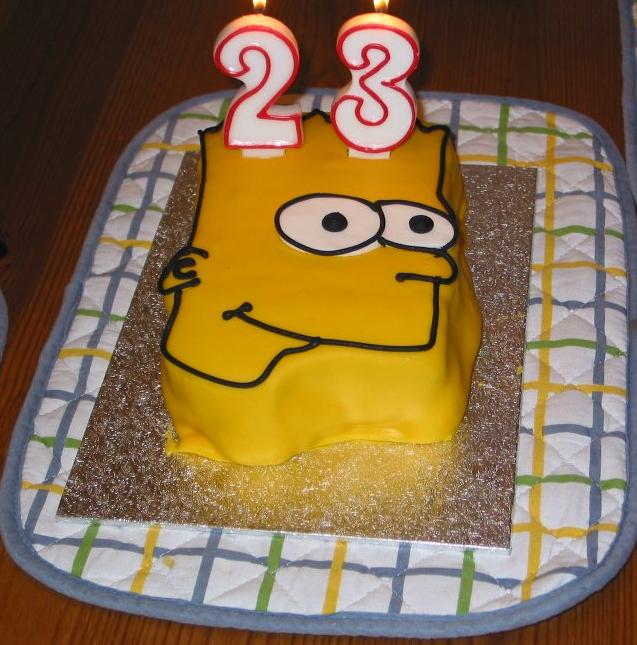 Поздравление с днём рождения на 23 года девушке