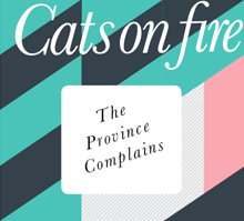 Cats On Fire - 2007 - The Providence Complains