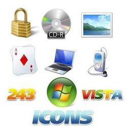 Vista Icon Pack