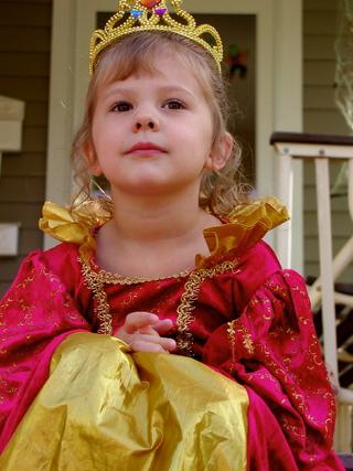 Быть принцессой