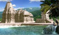 Храм на берегу моря