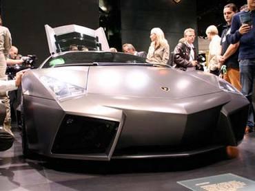 Lamborghini Reventon  Франкфурт