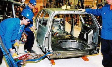Россию застроят автомобильными заводами