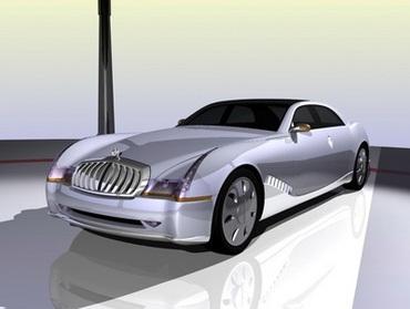 Самые дорогие и роскошные автомобили мира DiMora-Natalia-SLS-2000