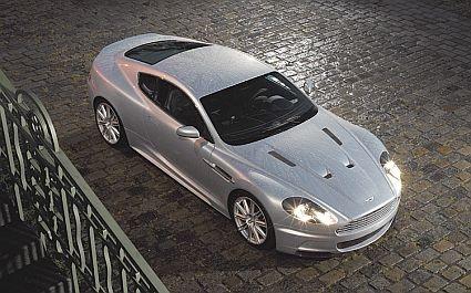 Самые дорогие и роскошные автомобили мира Aston-Martin-DBS