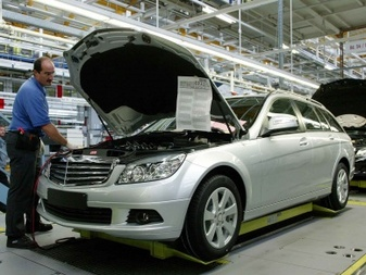 Mercedes-Benz С-класс Estate