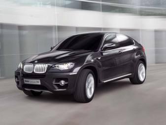 BMW X6. Концепт