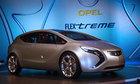 Премьера Opel Flextreme состоялась во Франкфурте