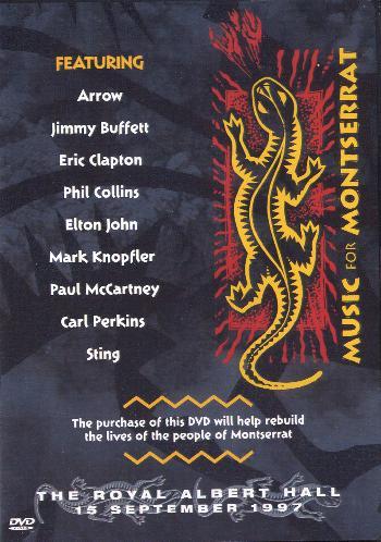 VA - Music For Montserrat (P. Collins, M. Knopfler, Sting, E. John, E. Clapton, P. McCartney...) [1997 г., rock, pop, blues, DVD9]