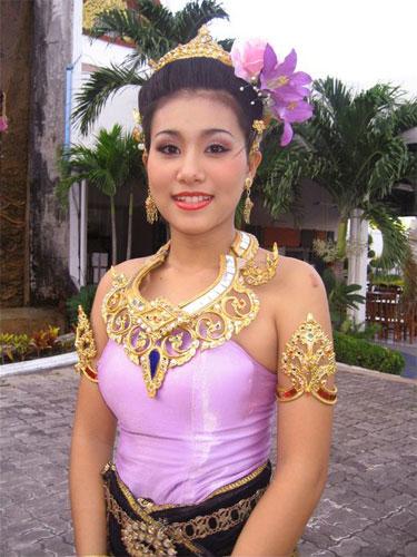 Тайские красивые девушки фото