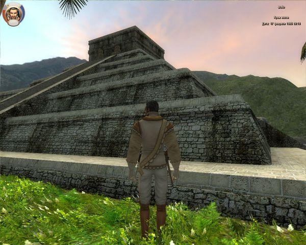 Храм- идея очень хорошая,может сделаешь поменьше,а пирамиду повыше?? храм и