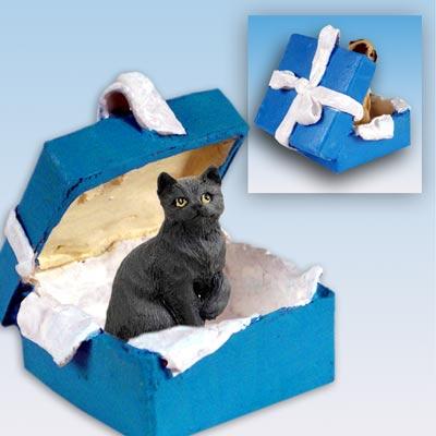 Черная кошка, подарочный вариант