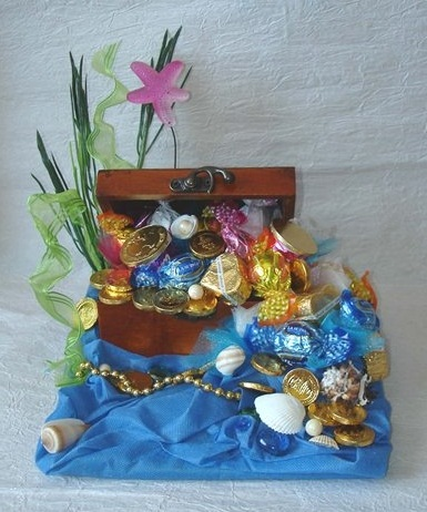 Сундук с конфетами