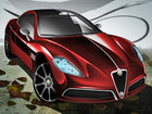 журналисты гадают о внешности Alfa Romeo 169