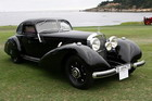 1939 Mercedes-Benz 540K Autobahn Kurier