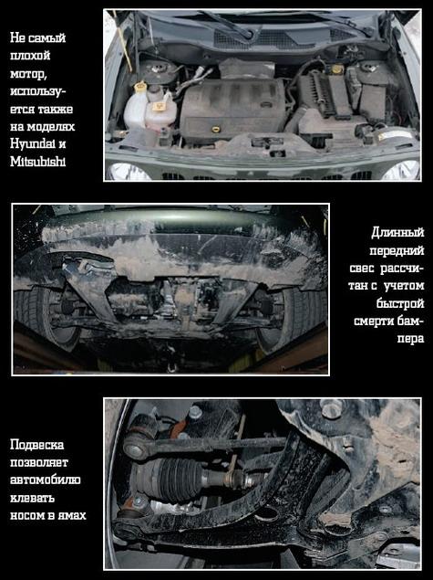 Парный тест Toyota RAV4 и Jeep Liberty