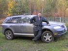 удовольствие от Volkswagen Touareg