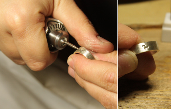 Как в домашних условиях перстень сделать на 174