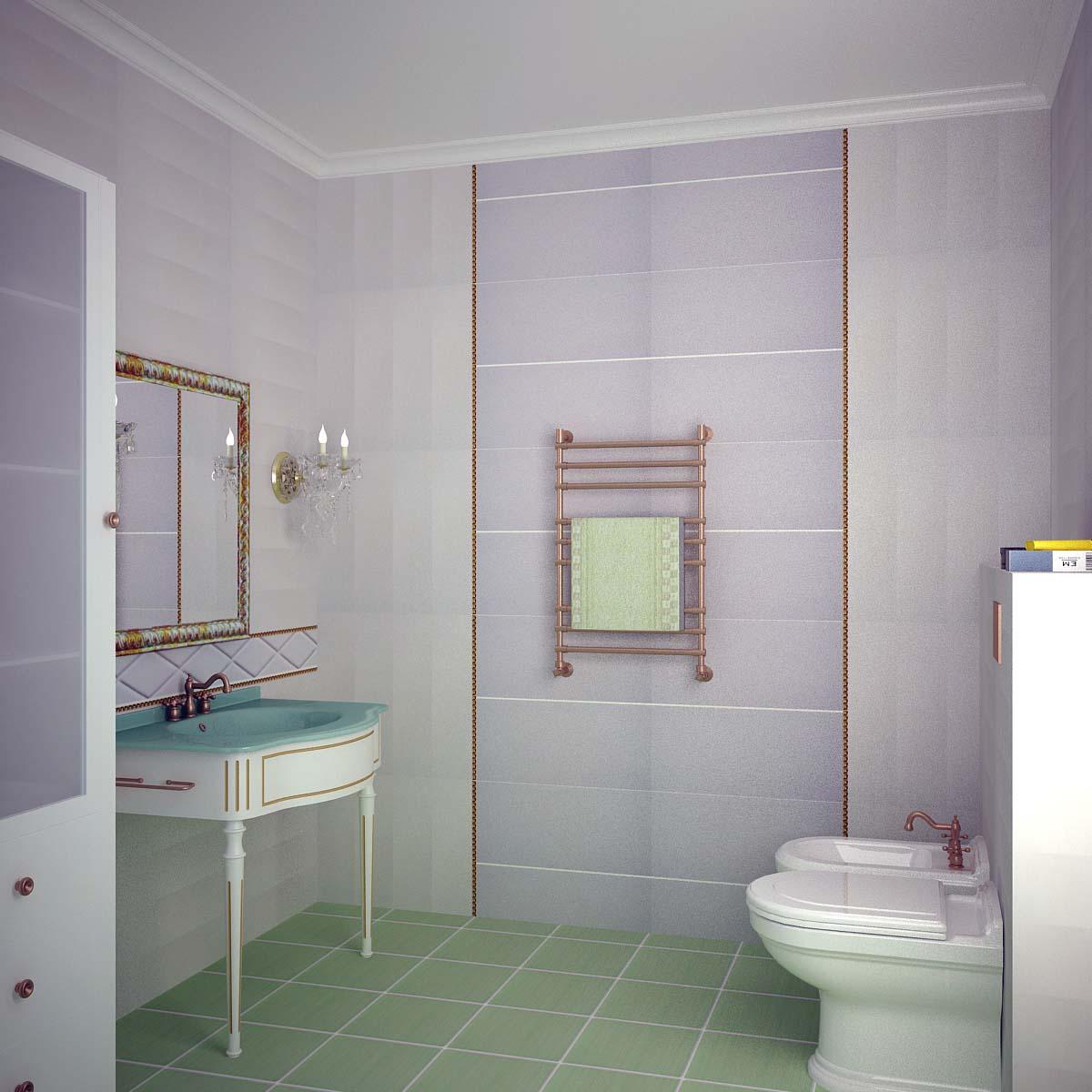 Цветовые решения для ванной фото