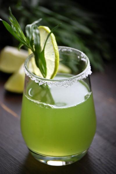 Нет ничего проще! зелень эстрагона 75 грамм лайм 1 шт сахар 75.