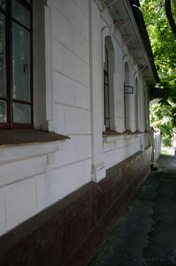 Дом в Житомире, где жил Г.Мачтет