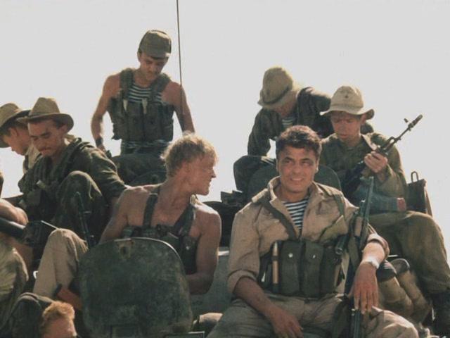 Война в афганистане х ф