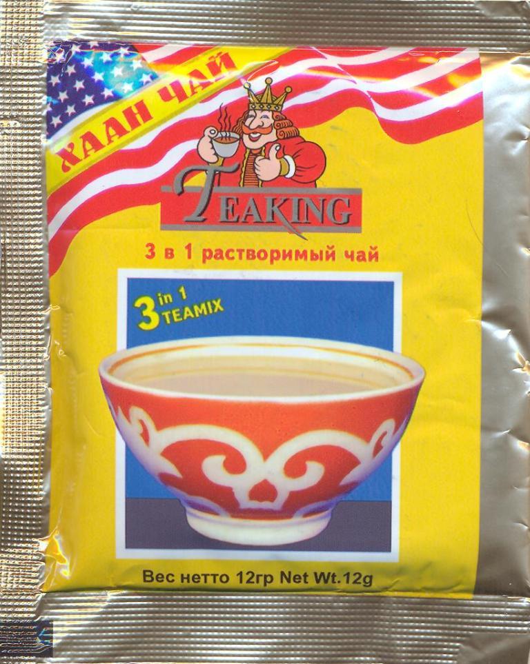 Как сделать самому калмыцкий чай