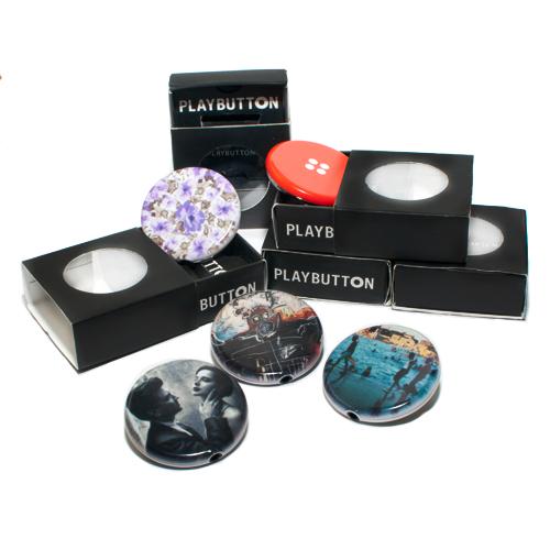 Playbutton / Значок с музыкой