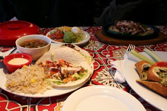 Chili's / Такос, фахитас и «Трипл Плей»