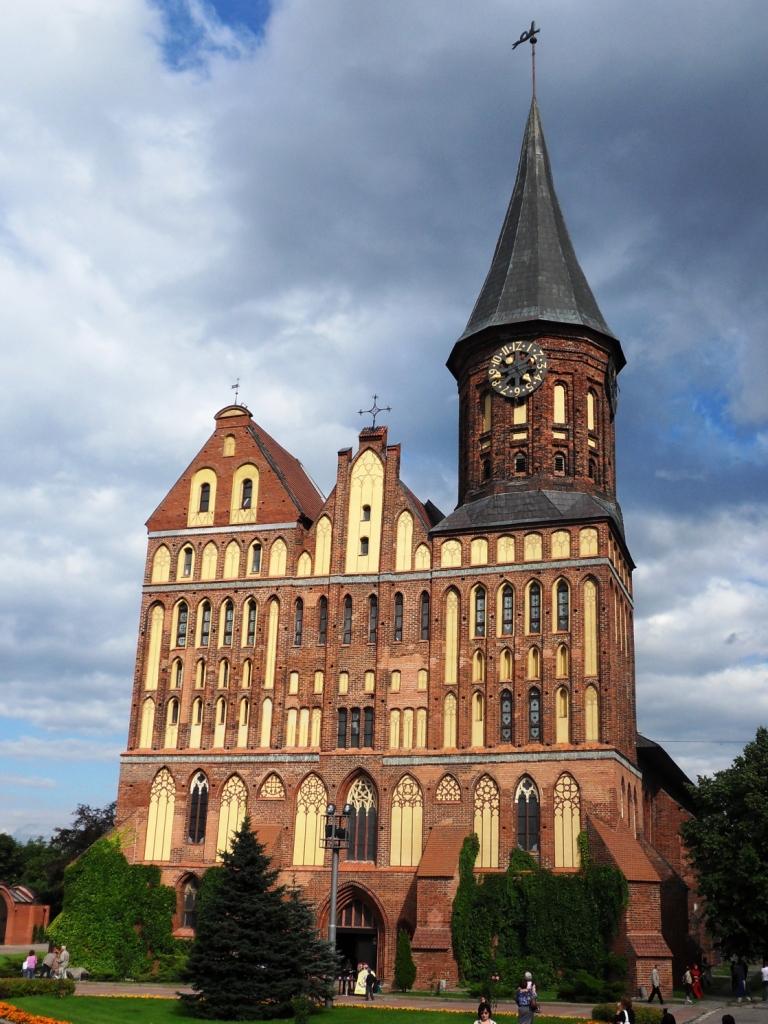 кафедральный собор калининград старые фото