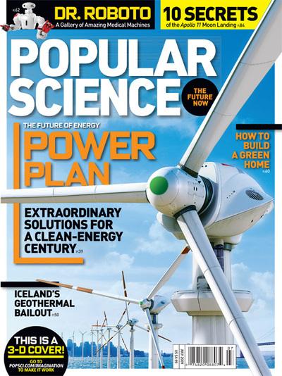 popular science magazine an analysis