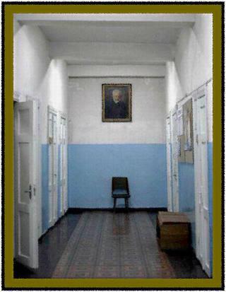 Старая музыкальная школа (в рамке)
