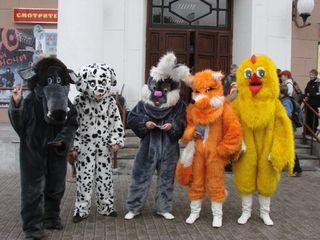 Сказочные животные